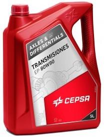 CEPSA TRANSMISIONES 80W90 5L