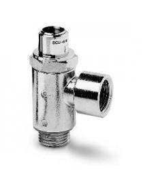 Regulador de flujo unidireccional - Cilindros