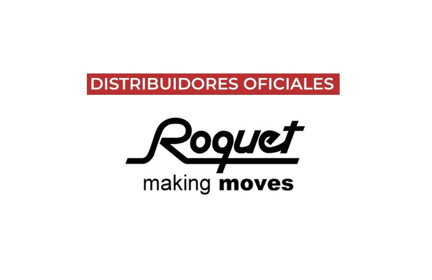Nuevos distribuidores oficiales de Roquet