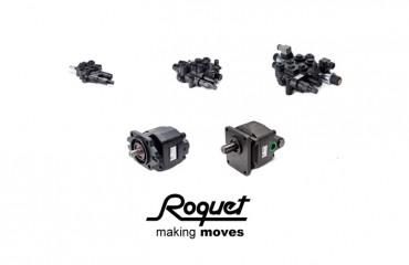Componentes hidráulicos Roquet